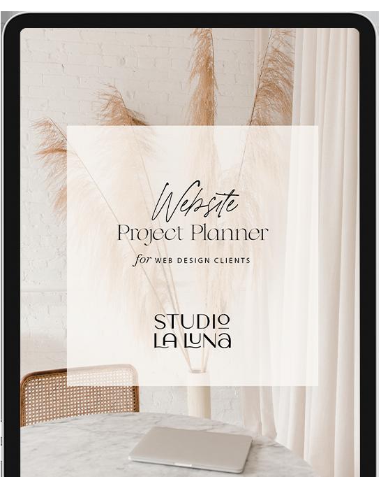 Wordpress Website Design Planner